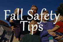 Fall Safety Tips / by Protect Your Home