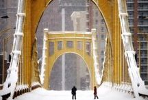 Pittsburgh / by Veronica Schaefer