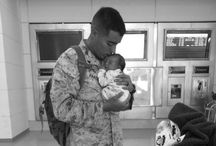 Welcome home (military) / by Leann Clark