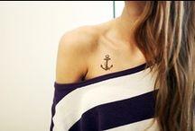 Tattoos / by Anna Z