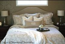 M is for Master Suite / by Heidi Rourke