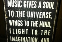Everything I Love About MUSIC / Everything I love about music! / by MrsLighting