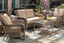 Outdoor Living / Beautiful patios, furniture and tablesettings for your outdoor space. / by PasquesiHome&Gardens