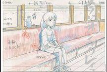 Sen to Chihiro no kamikakushi / by StudioGhibli Weblog