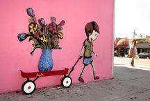 Street Art / by Moe Margetts