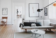 Living Room / by Charlotte Stubben