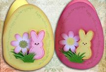 Easter Cards / by Vicky Givens