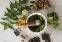 Ayurveda / alternative treatments to keep in good health / by Maureen Chang