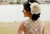 Celebrate {Fashion} / Wedding Fashion and Bridal Gowns / by Simply Paperie