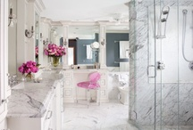 bATHROOMS / by Shirley Browning