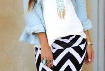 Outfits Inspiration! / by Veronica Smith