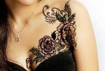 Tattoos / by Alyx SP
