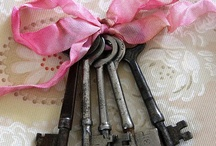 Key to my Heart / by Ruth Hodges
