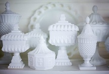 Milk Glass / by Ruth Hodges