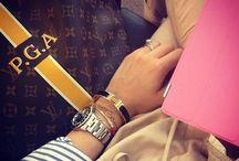 Bag lady / Handbags / by Carm Val