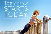 Just Do It / At home workouts when I can't make it to gym / by Bernadette Cornett