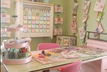 craft area insperation / by Krystle Walsh