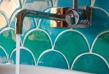 Bathroom, Laundry & Foyer / by Hannah Mortensen