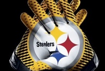 Black and Yellow / Here we go Steelers, Here we go!! / by Ro Huntington