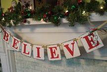 Christmas / by Brandi Shafer-Blalock