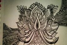 My art / my passion and hobby...... / by Sarah Herrera