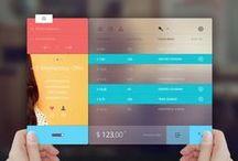 Web design / by Julie Sandtangen Hansen