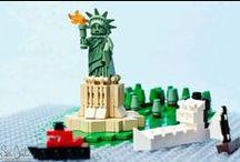 LEGO / Everybody's favorite building block toys! / by Daisy Brambletoes