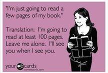book lovin'  / by Jenn Roth