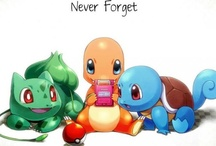Pokemon <3 / by Ali Flores