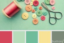 Color Inspiration  / Just gorgeous colors / by Miki Salisbury Thompson