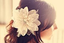hair for wedding / by Wild Maiden