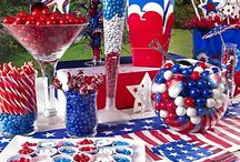 4th of July and other patriotic days / My favorite holiday / by Miki Salisbury Thompson