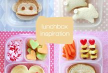 Lunch Time / by Miki Salisbury Thompson