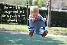 Little Bodies, Big Potential / Who needs television? Get out and PLAY! Prevent childhood obesity, promote healthy life choices and foster an early love of the outdoors with active play. / by 4C for Children