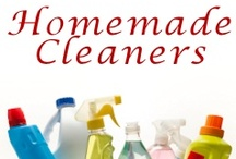 DIY Cleaning Products, house tips, etc. / by Thea Clarkberg