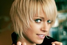 Cute Hairstyles - Cute Short Haircuts for Women / by Trendy Short Haircuts