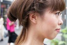 Japanese Hairstyles - Cute Asian Haircuts / by Trendy Short Haircuts