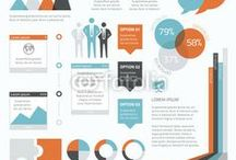 Graphic Design - Infographics / by Brandy Gwen