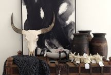 Black and White Decor / by Anneliese Elrod