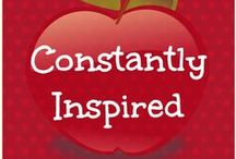 ConstantlyInspired / Things to inspire, amaze and entertain. / by ConstantlyAlice Vintage and Handmade