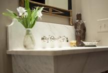 Bathrooms / by Carolyn Hobbs