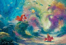 Mysterious Fathoms Below / ♫♪We got no troubles, Life is the bubbles, Under the sea♪♫ / by Kelly Bailey