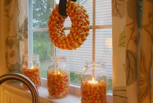 Halloween & Thanksgiving / Decor and food ideas / by Debbie W