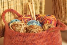 Crochet/yarn creations / by Sheena Pile