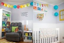 Dr. Seuss Nursery & Baby Shower Ideas / Dr. Suess!! / by Cheri' (Rester) Panfil