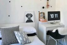 bedroom / by Kristen Holm