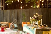 Party Ideas / by Natalie Johnson