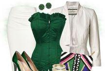 Woman's apparel .....dream wardrobe / by Trini Thacker
