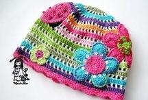 Crochet hats / by Valentina Carlo