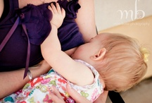 I Heart Breastfeeding (Photos) / by Mommypotamus